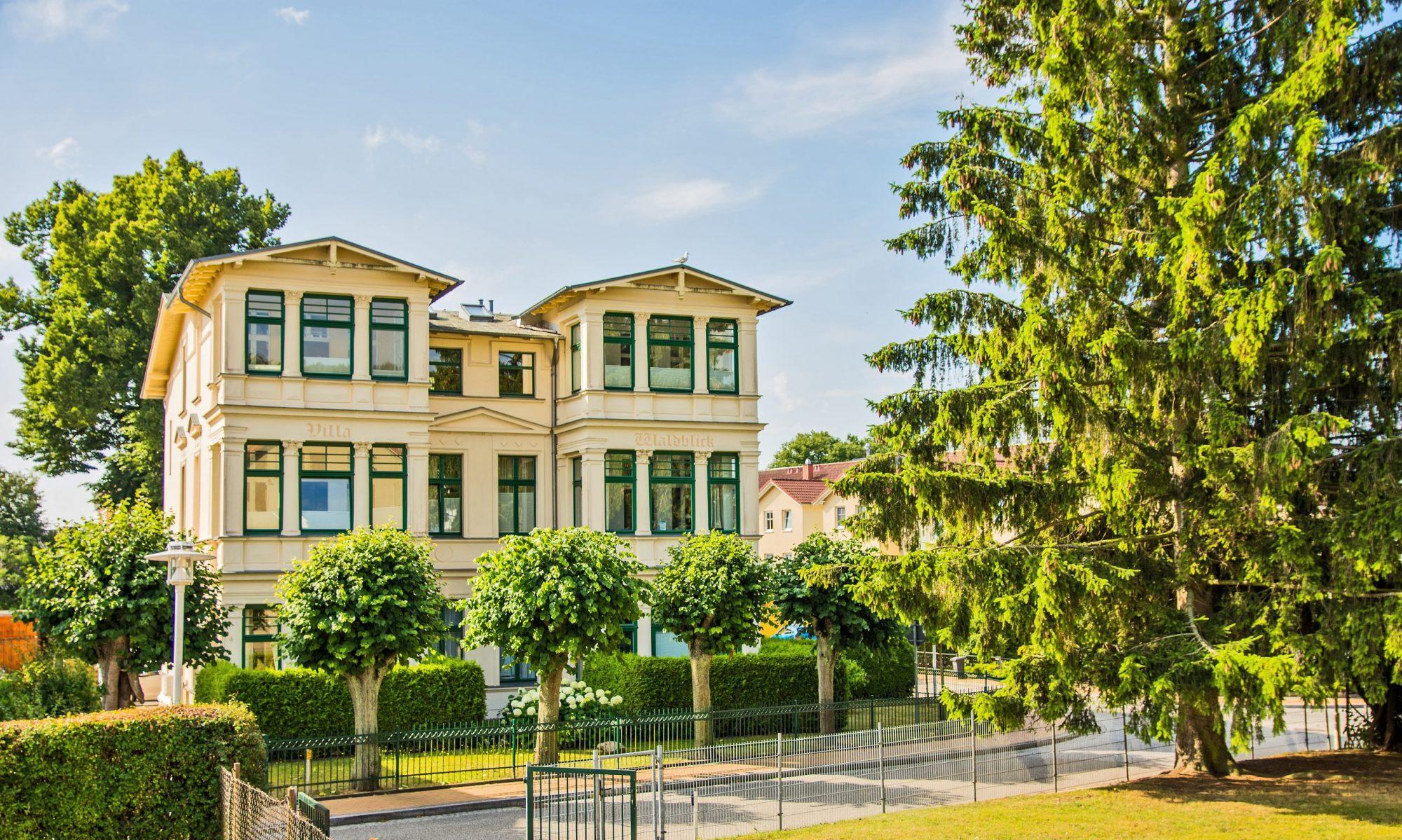 Villa-Waldblick Bansin